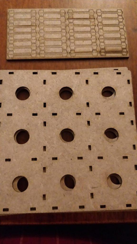 Gear grids
