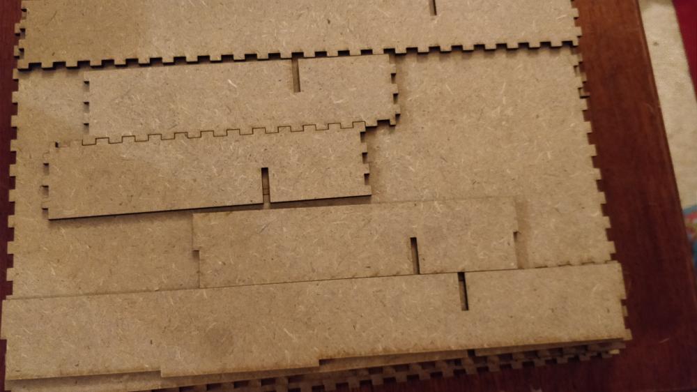 Settlement Tray