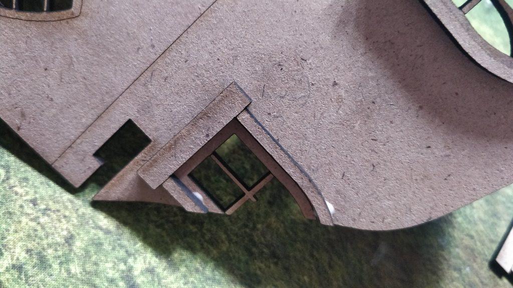 Broken window placement